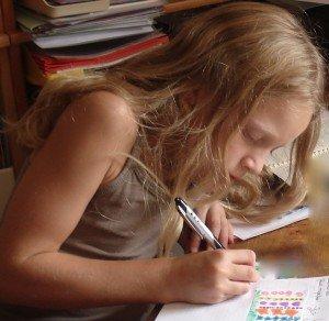 Ecrire dans les cases à chaque étape