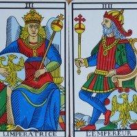 Comment lire 2 cartes ensemble ?