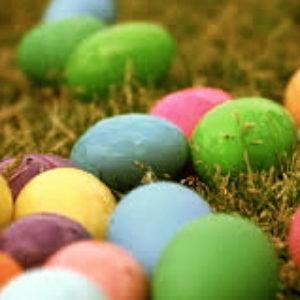 Les œufs du Tarot et les oeufs de Pâques