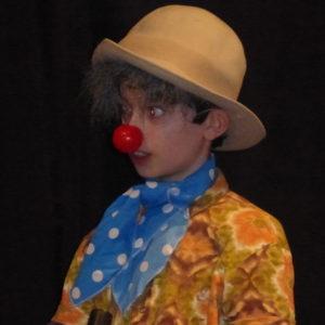 Le Clown et Le Mat