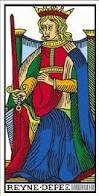 Les Roys et les Reynes du Tarot
