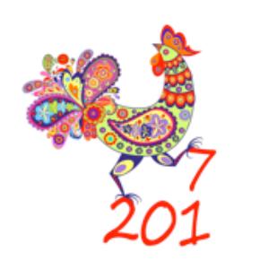 Bonne année Coq de Feu !