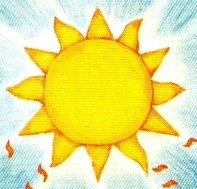 Le message du Soleil du Tarot
