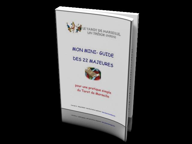guide les 22 majeures - tarot de marseille