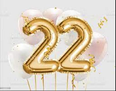 You are currently viewing La puissance du nombre 22